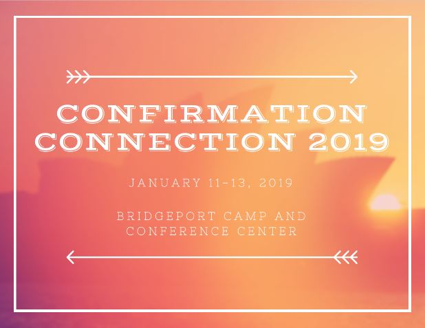 Confirmation Connection Retreat 2019