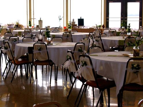 Martin Hall Dining Area