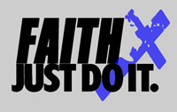 Faith - Just Do it - MidWinter 2013