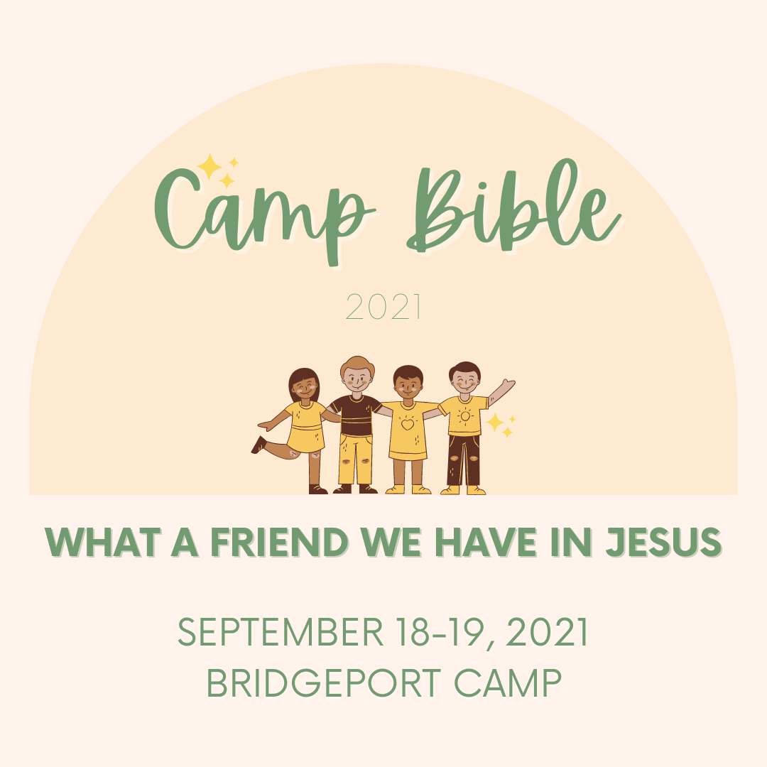 """Featured image for """"2021 Camp Bible Registration is Now Open! Sign up Today!"""""""